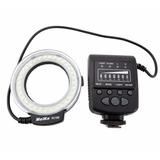 Ring Flash Fc-100 Con Adaptador Para Nikon Canon Olympus Etc