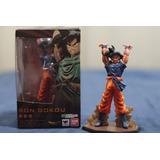 Figura De Colección Goku Genkidama Dragon Ball Z