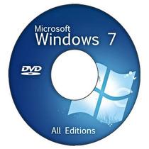 Cd Formatação Wind©ws 7 Todos 32 E 64 Bits + Office 16