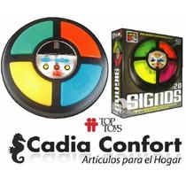 Juego De La Memoria Signos 2.0 Tipo Simon Es De Top Toys
