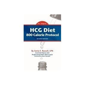 Libro Hcg Diet 800 Calorie Protocol Second, Sonia E Russell