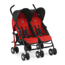 Carriola Echo Twin Silla Paseo Chicco Para Gemelos
