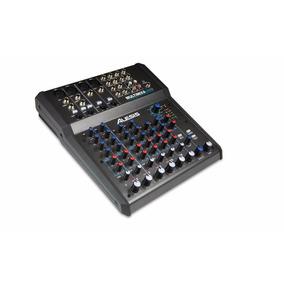 Mixer De Audio 8canais Alesis Multimix 8 Usb Fx Efeitos