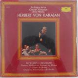 Disco Lp Herbert Von Karajan Nuevo Envío Gratis