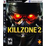 Juego Ps3 Killzone 2 Sellado Formato Fisico