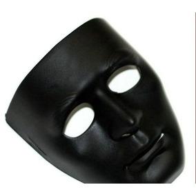 Máscara Jabbwockeez Dança Teatro Fantasia Preto