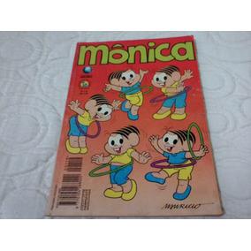 Mônica Editora Globo Nº 119