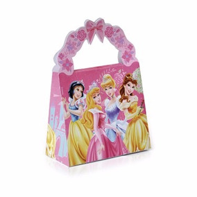 Embalagens Princesas P - Festas Infantis