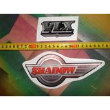 Calcos Honda Shadow 600 Vlx Kit Completo