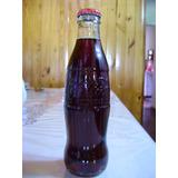 Botella Coca Cola 237 Ml Tapa Embotelladora Salta Refrescos