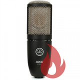 Akg Perception 220 Black . Microfone . Loja . Nf + Gtia !