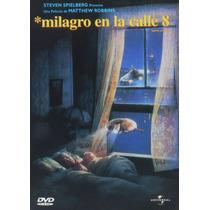 Milagro En La Calle 8 Ocho 1987 Ciencia Ficcion Pelicula Dvd