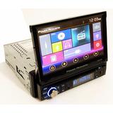 Autoestereo Dvd Pantalla Led Tactil 7 Bluetooth Motorizada