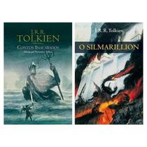 Livro Kit Contos Inacabados + O Silmarillion J. R. Tolkien