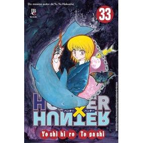 Mangá - Hunter X Hunter - Consulte N°s - Novos