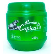 Kit C/3 Gel Massageador Banha De Capivara 250g Original