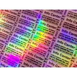 Lacres Void Holográfico 20x10mm 90 Unid P/b Frete Grátis