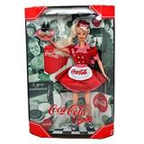 Juguete Mattel Barbie Collector Año 1998 Edición Coca-cola
