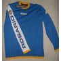 Rosario Central Remera Mangas Largas Talle L