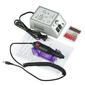 Lixadeira Lixa Motor Unha Elétrica Profissional Gel Fibra M2