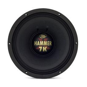 Alto Falante Woofer Eros 12 Pol E12 Hammer 7k