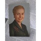 Tarjeta Postal Eva Perón