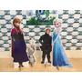 Kit Displays De Chão Frozen 8 Peças. Totens, Painel Mdf 3mm