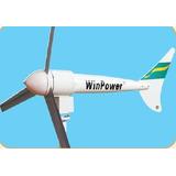 Aerogerador Eólico 600w-gerador-turbina Eólica-cata Vento