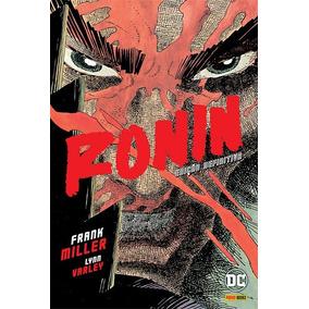 Hq Ronin + Elektra Assassina - Frank Miller - Capa Dura