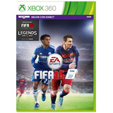 Fifa 16 Nuevo Sellados Xbox 360 Liquidacion