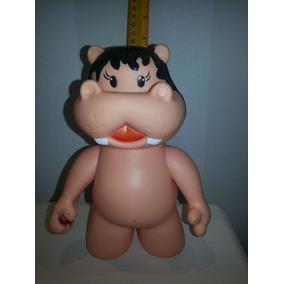 Hipopótamo - Promocional Biscoitos Hipopó - Anos 90-rosa