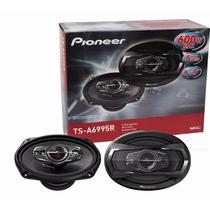 Cornetas Pioneer Ts-a6995 600w 100rms Made In Vietnam 4.8kg