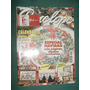 Revista Penelope 16 Punto Cruz Ganchillo Bordado Navidad