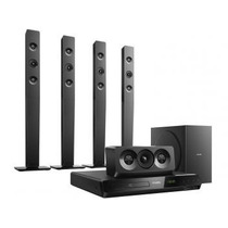 Home Theater Philips Htd5580x/78 1000w Rms - 5.1