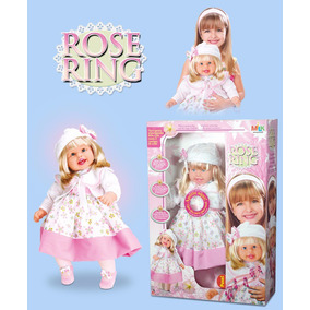 Boneca Rose Ring