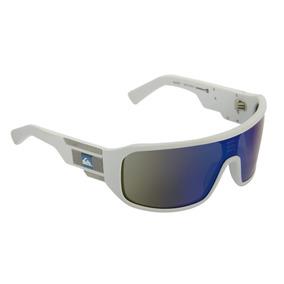 Óculos Masculino Quiksilver Racer White Blue