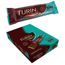 Chocolates Turin Sin Azucar 10 Chocolates *1 Caja Por $135*