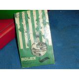 Papeleria Original Rolex Argentina Service