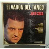 Julio Sosa El Varon Del Tango Vinilo Argentino Promo
