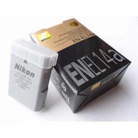 Bateria Nikon En-el14a Original D3100 D3200 D3300 D5200 5100