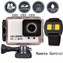 At200 Hd 1080p 50m Waterproof Wifi Action Camera C/ Controle