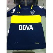 Nueva Camiseta Boca Juniors 2016 - Excelente Calidad