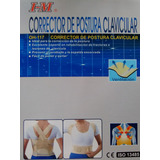 Corrector De Postura Clavicular