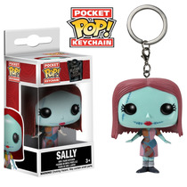 Funko Pop Llavero Sally Nightmare Before Christmas Jack