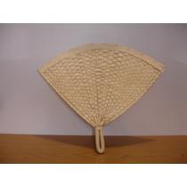Abanicos De Palma En Forma Triangular