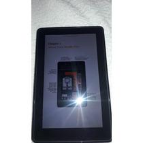 Amazone Kindle Fire Hd Tablet Con Funda