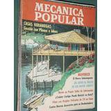 Revista Mecanica Popular 7/69 Maverick Casas Botes Peliculas