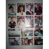 Superman 2 (christopher Reeve) Lote De Figuritas. Decada 80