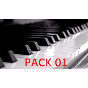 Pack 1 - Samples De Pianos Para Yamaha Psr-s650, S750 E S950