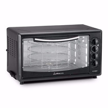 Horno Electrico Ultracomb Uc66rcp 66 Lts Grill-espiedo-pizza